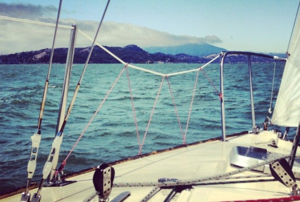 Sailing in the Bay Area