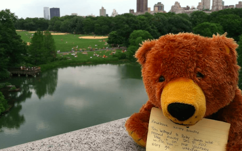 5 Life-Altering Take Aways From a Stuffed Animal by Kristin Lajeunesse