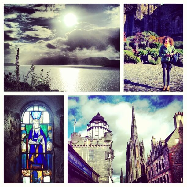 Highlights from Scotland!